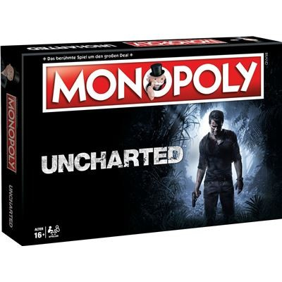 Winning Moves - Monopoly - Uncharted