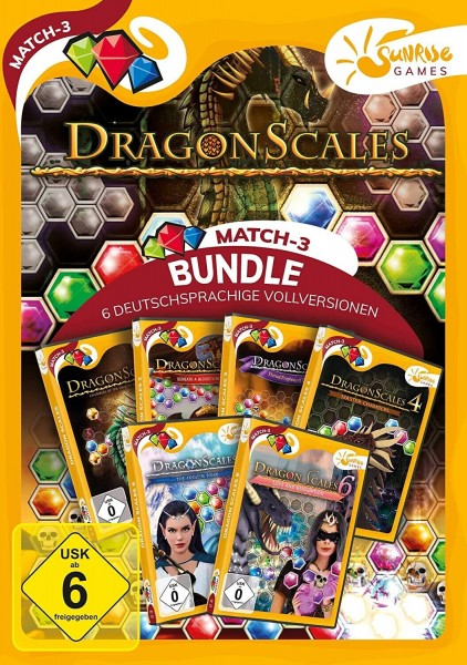 Dragon Scales 1-6 (PC)
