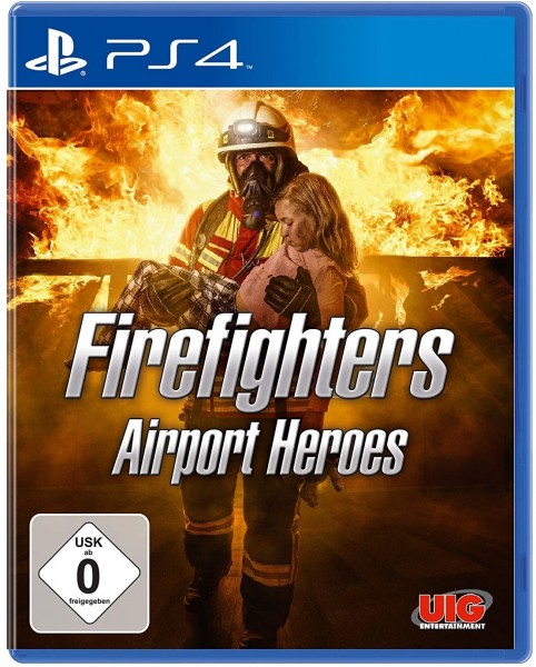 PS4 Firefighters: Airport Heroes