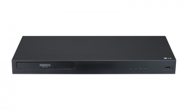 LG UBK90 4K Ultra HD HDR Dolby Vision Blu-ray Player