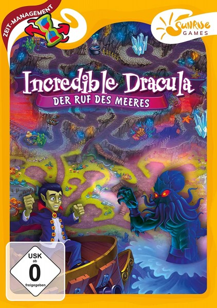 Incredible Dracula 8: Ruf Des Meeres (PC)